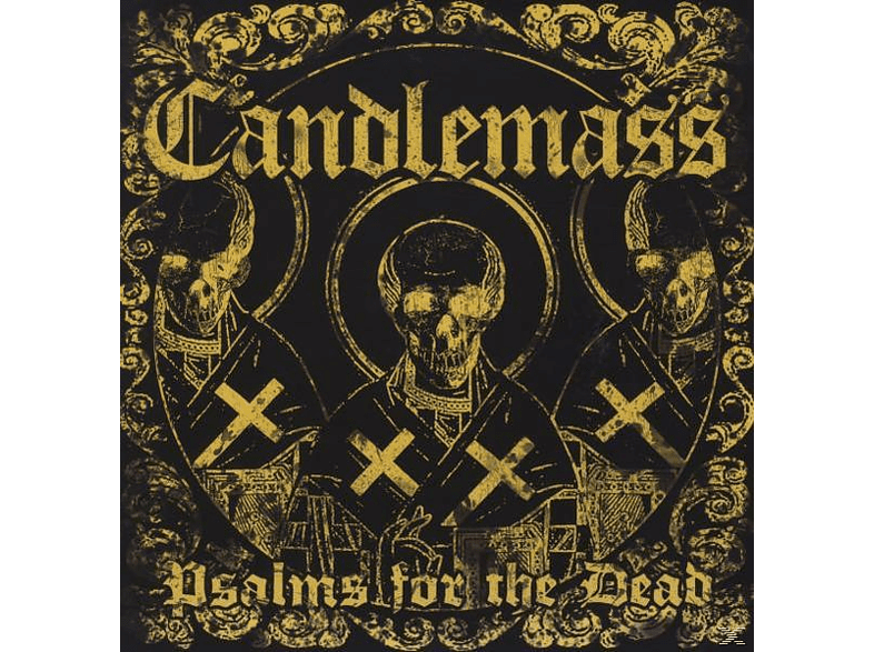Candlemass - PSALMS FOR THE DEAD (LIMITED) [Vinyl]