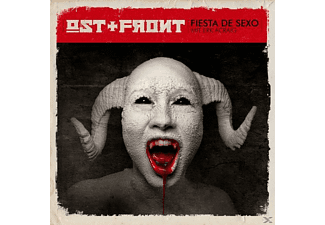 Ost+front - FIESTA DE SEXO (LIMITED EDITION) - (Maxi Single CD)