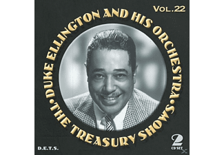Duke Elllington And His Orchestra - The Treasury Shows Vol.22 - (CD)