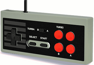 STEEL PLAY Mini NES Retro Line - Edge Gamepad (JVARETR0095)