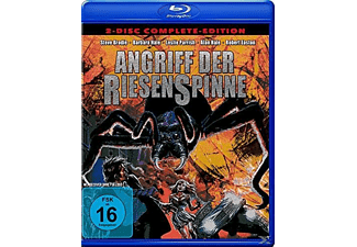 Angriff der Riesenspinne - Complete Edition - (Blu-ray + DVD)