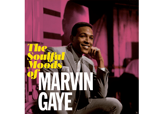 Marvin Gaye - SOULFUL MOODS OF MARVIN.. - (CD)
