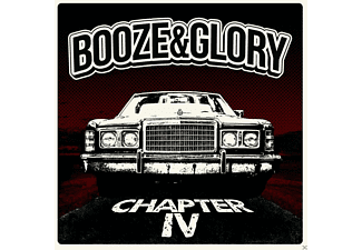 Booze & Glory - Chapter IV (Vinyl) - (Vinyl)