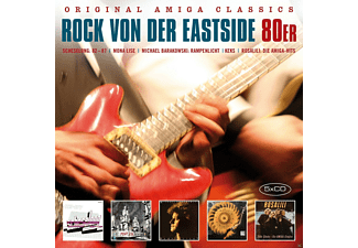VARIOUS - AMIGA Rock von der Eastside (AMIGA in den 80ern) - (CD)