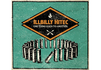 Illbilly Hitec - One Thing Leads To Another - (CD)