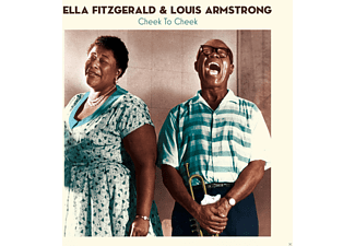 Ella Fitzgerald & Louis Armstrong - Cheek To Cheek LP