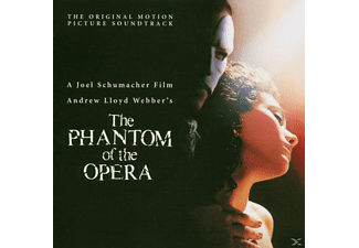 The Original Soundtrack - The Phantom Of The Opera - (CD)