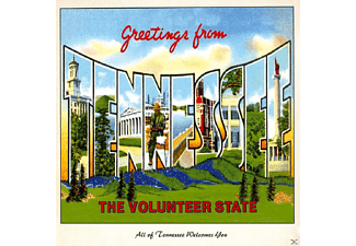 VARIOUS - Greetings From Tennessee - (CD)