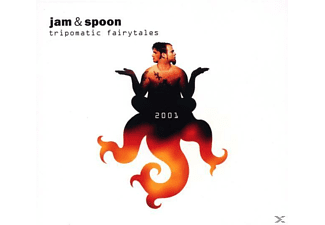 Jam & Spoon - Tripomatic Fairytales 2001 - (CD)