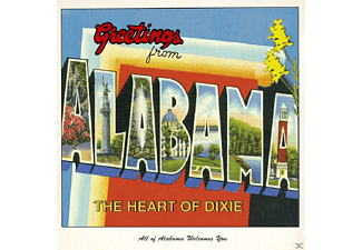 VARIOUS - Greetings From Alabama - (CD)