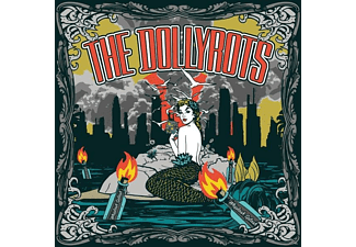 The Dollyrots - WHIPLASH SPLASH - (Vinyl)