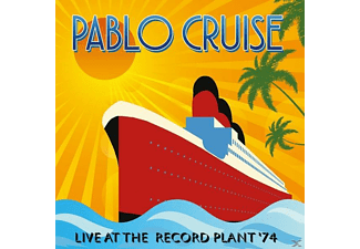 Pablo Cruise - Live At The Recotrd Plant '74 - (CD)