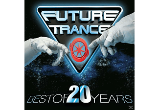 VARIOUS - Future Trance-Best Of 20 Years - (CD)