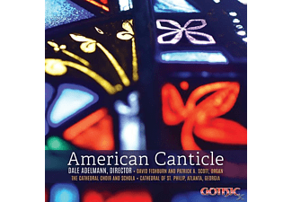 Dale/Cathedral Choir of St.Philip/+ Adlemann - AMERICAN CANTICLES - (CD)