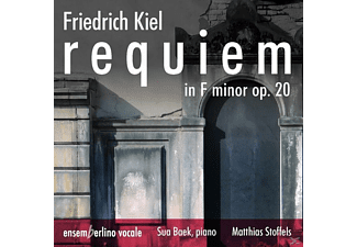 Baek,Sua/Stoffels,Matthias/Ensemberlino Vocale - REQUIEM - (CD)