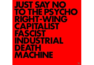 Gnod - JUST SAY NO TO THE PSYCHO RIGHT-WING (...) - (Vinyl)