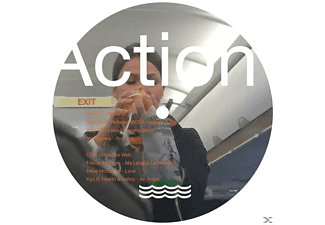 Various (croation Amor) - LOVE MEANS TAKING ACTION REMIXES - (Vinyl)