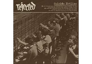Rejected - SUICIDE HOTLINE - (CD)