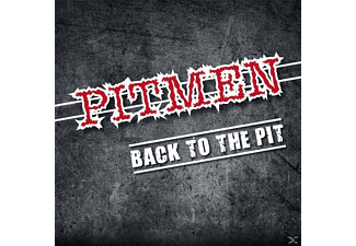 The Pitmen - Back To The Pit - (Vinyl)