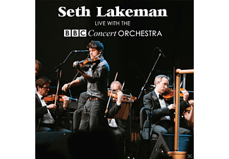 Seth Lakeman - Live With The Bbc Concert Orchestra - (CD)