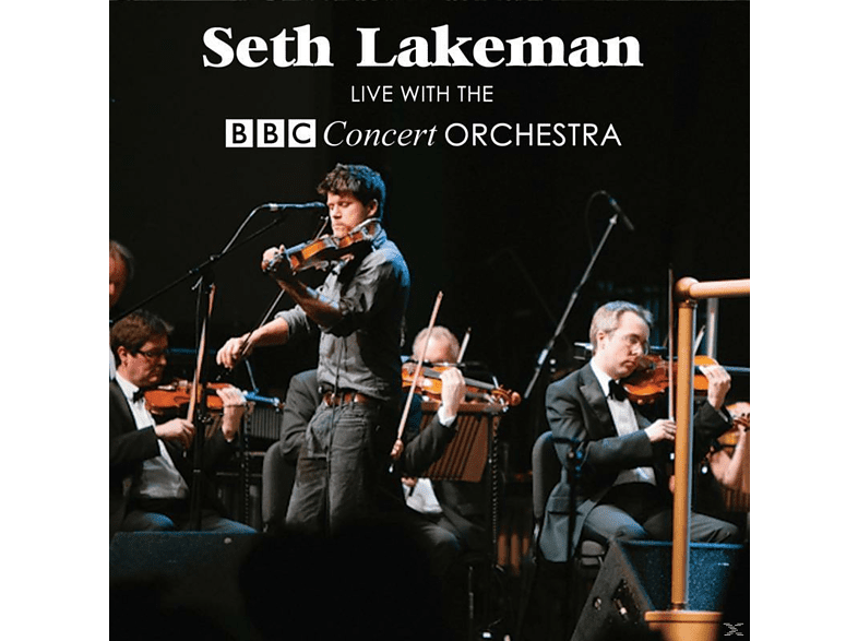 Seth Lakeman - Live With The Bbc Concert Orchestra [CD]