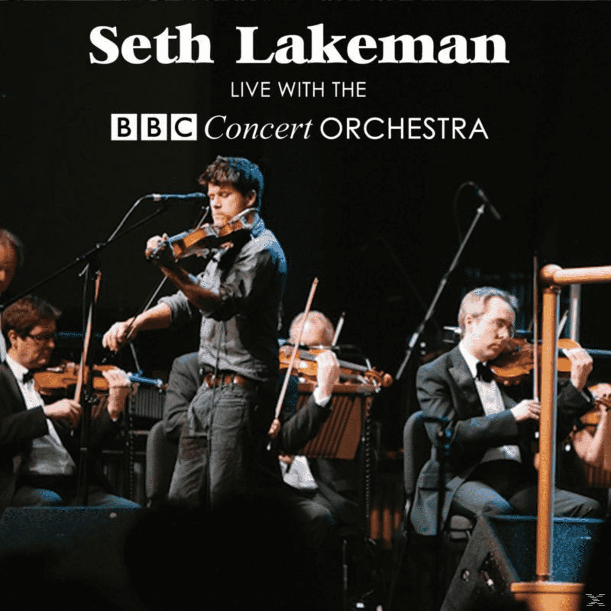 Live With The Bbc Concert Orchestra Seth Lakeman auf CD