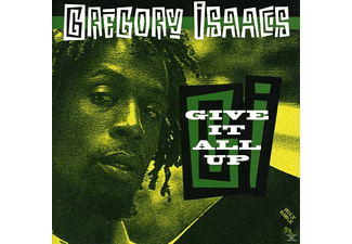Gregory Isaacs - Give It All Up - (CD)