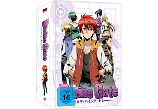 Divine Gate – Vol. 1 – Limited Edition mit Sammelbox - (DVD)