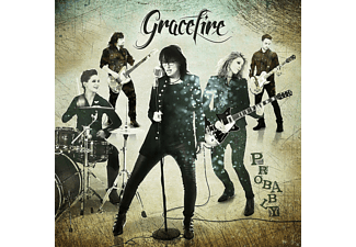 Gracefire - Probably - (CD)