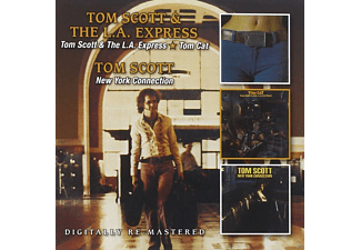 Tom Scott - Tom Scott/Tom Cat/Ny Connection/The La Express - (CD)
