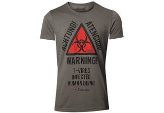 Resident Evil T-Shirt -2XL- Warning