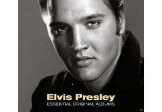 Elvis Presley - Essential Original Albums - (CD)