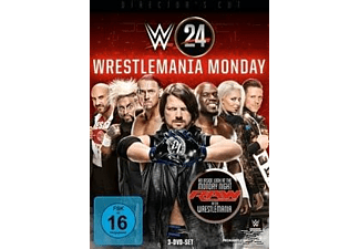 Wrestlemania Monday - (DVD)