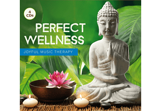 VARIOUS - Perfect Wellness-Joyful Music Therapy - (CD)
