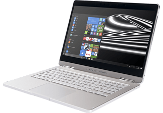 PORSCHE DESIGN BOOK ONE, Convertible mit 13.3 Zoll Display, Core™ i7 Prozessor, 16 GB RAM, 512 GB SSD, HD-Grafik 620, Pure Silver