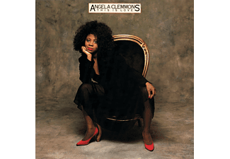 Angela Clemmons - This is it - (CD)