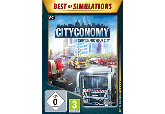 Cityconomy: Service For Your City (Best of Simulations) - PC