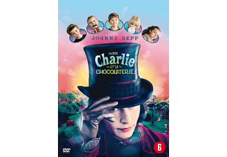 Charlie et la Chocolaterie DVD