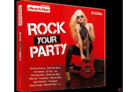 VARIOUS - Rock Your Party (Media Markt Exklusiv) [CD]