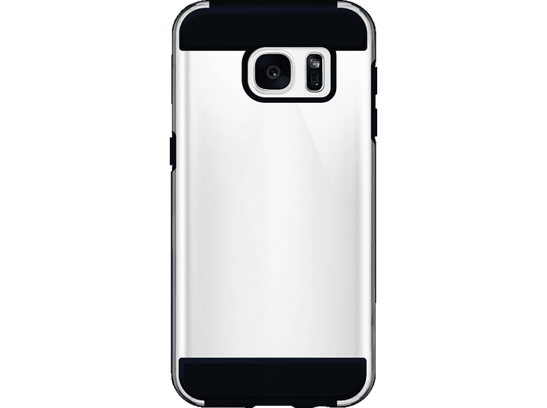BLACK ROCK Air Backcover Samsung Galaxy S8 Polycarbonat/Thermoplastisches Polyurethan Dark Navy