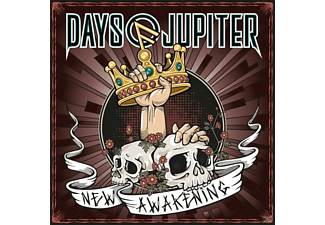 Days Of Jupiter - New Awakening (Digipak) - (CD)