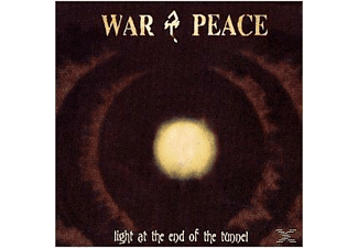 War & Peace - Light At The End Of The Tunnel - (CD)