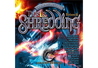 VARIOUS - This Is Shedding Vol.2 - (CD)