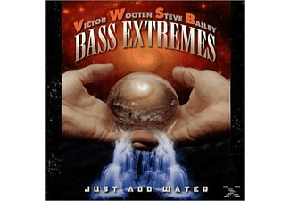Bass Extremes - Just Add Water - (CD)