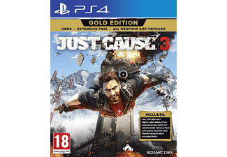 Just Cause 3 NL/FR Gold Edition PS4
