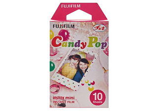 FUJI FILM Instax Mini Glossy Candy Pop film 10db/csomag