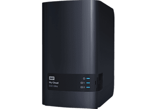WD My Cloud™ EX2 Ultra, 6 TB, 3.5 Zoll, NAS, Anthrazit