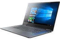 LENOVO Yoga 720, Convertible, Core i7 Prozessor, 1 TB SSD, GeForce GTX 1050, Iron Grey