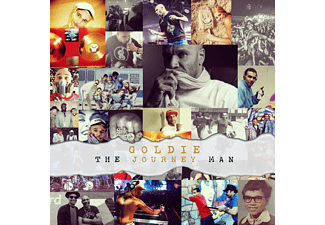 Goldie - The Journey Man (Deluxe) - (CD)