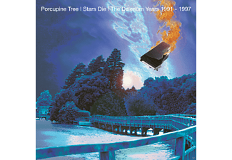 Porcupine Tree - Stars Die-The Delirium Years 1991-1997 - (CD)